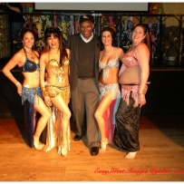 Harem Nite for Haiti Fundraiser