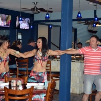 Harem Nite at Harbor Inn in Corsicana Texas