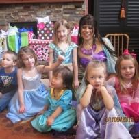 Jasmine Party