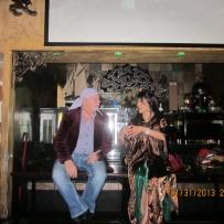 Nick owner of Stratos is debating with Neenah