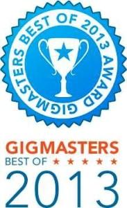ABDE's Gigmasters Award