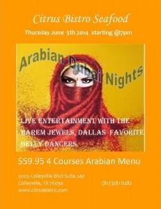 The Harem Jewels: Tatyana, Fateenah Leenah, and Fateemah are performing