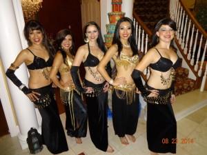 Dallas' Favorite Belly Dancers