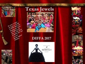 DIFFA Texas Jewels