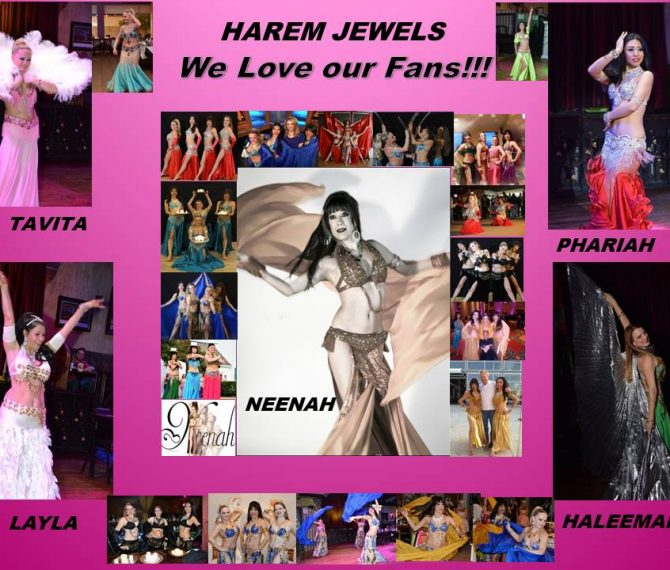 Harem Jewels