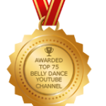 Neenah's Youtube Channel Awarded Top 75 Belly Dance Youtube Channels on the Web